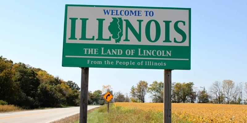 Welcome To Illinois 800X400
